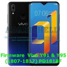 Firmware  Vivo Y91 & Y95 (1807-1817) PD1818F