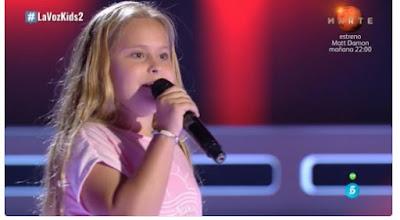 Yastina:  Simply the Best |  Audiciones a ciegas La Voz Kids