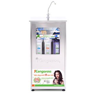 Máy lọc nước nào tốt nhất 2016 Máy lọc nước RO Kangaroo KG105 – 20L-H - GIÁ KM: 6.490.000 Đ