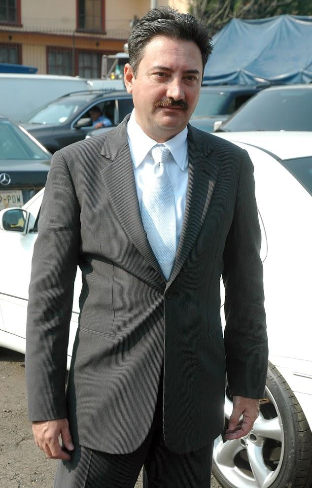 Gerardo Fernandez, el otro hijo de Don Vicente Fernandez