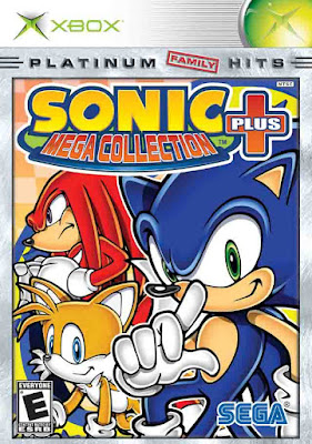 Sonic Mega Collection Plus (JTAG/RGH) Xbox 360 Torrent Download