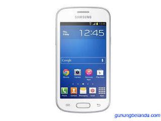 Cara Flashing Samsung Galaxy Fresh GT-S7390
