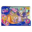 Littlest Pet Shop 3-pack Scenery Panda (#1328) Pet