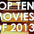 Top Ten Movies of 2013
