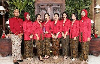 Kebaya Kutu Baru Batik
