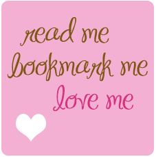 Read Me Bookmark Me Love Me