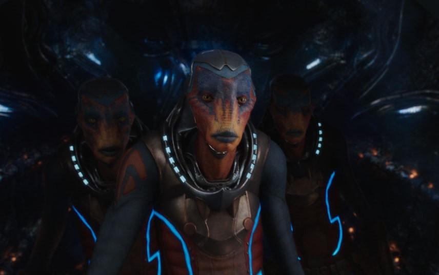 """2º trailer de """"Valerian e a Cidade dos Mil Planetas"""" é um espetáculo visual"""
