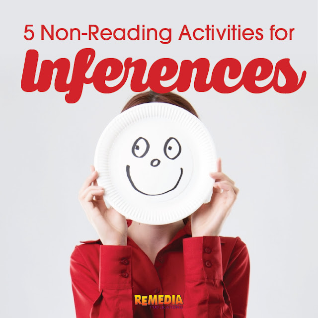 5 Non-Reading, Inference Activities | Remedia Publications