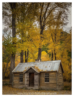 Arrowtown, Autumn, House, Old House