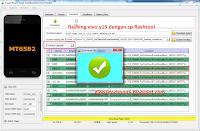 Cara flashing dan download firmware Vivo Y15 sukses dan komplit dengan panduannya