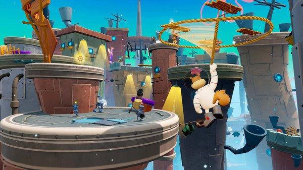 SpongeBob SquarePants: Battle for Bikini Bottom Rehydrated (2020) PC Full Español