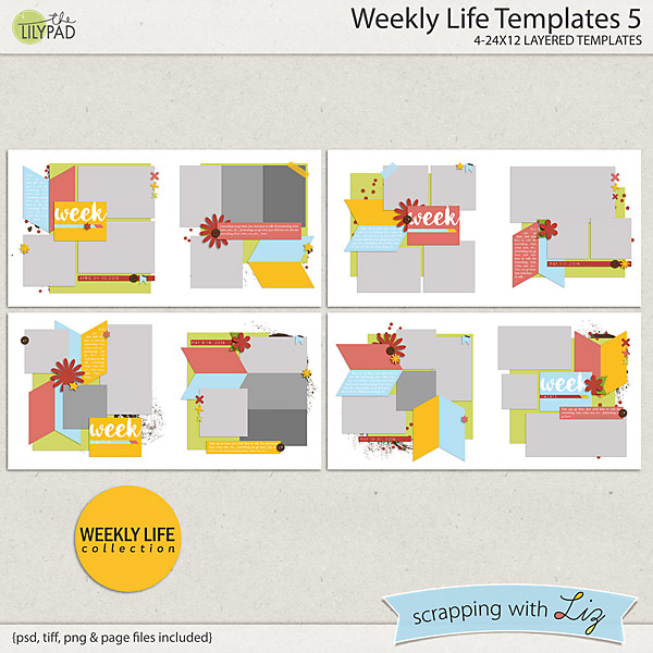 http://the-lilypad.com/store/Weekly-Life-5-Digital-Scrapbook-Templates.html