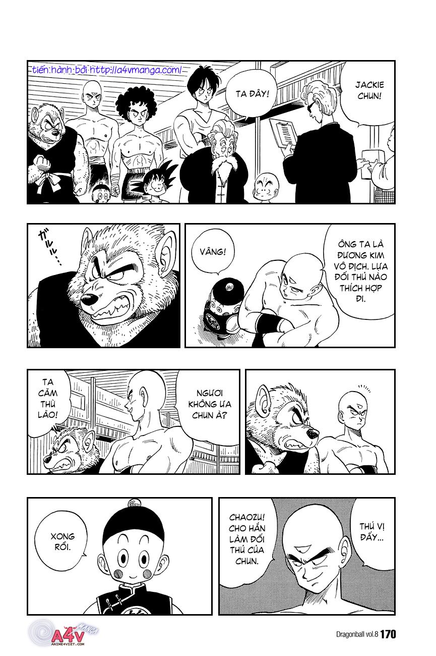 Dragon Ball chap 116 trang 4