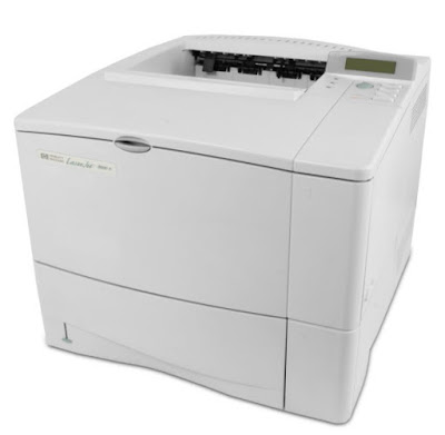 HP Laserjet 4000 Driver Download and Setup