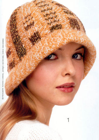 Free Knitting Pattern Women S Knit Beret Models