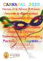 Alcaudete - Carnaval 2020