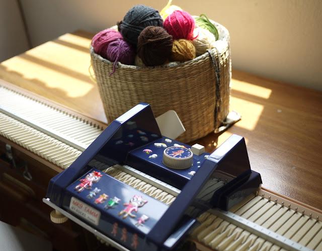 Como usar las Maquinas de Tricotar