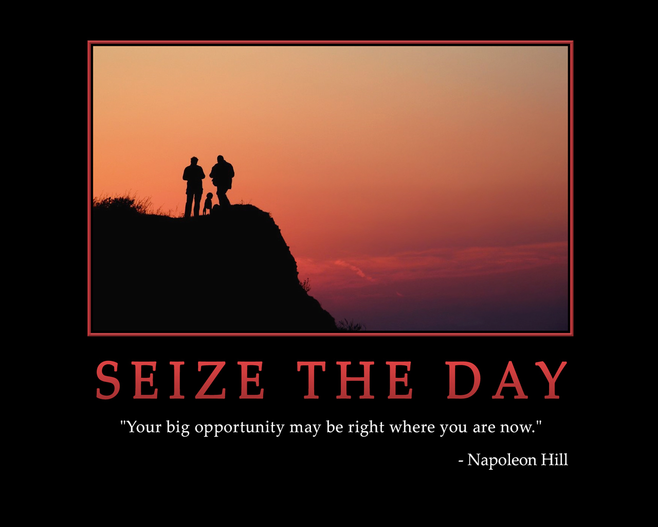 Seize The Day Motivational Quotes. QuotesGram