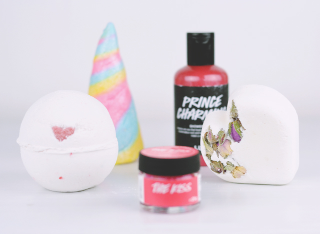 Lush Valentine's Day 2016 Collection Review