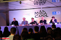 Rueda de prensa Mad Cool 2017