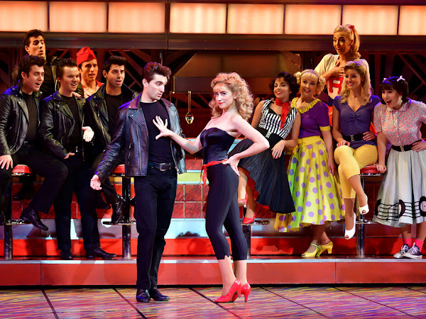 Grease (UK Tour), New Victoria Theatre | Review