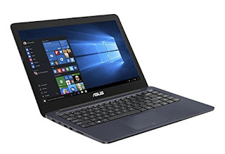 ASUS  E402WA - GA001T AMD E2 Windows 10 64bit + Tas  | Bali Laptop
