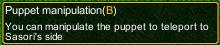 naruto castle defense 6.0 Sasori Puppet Manipulation detail