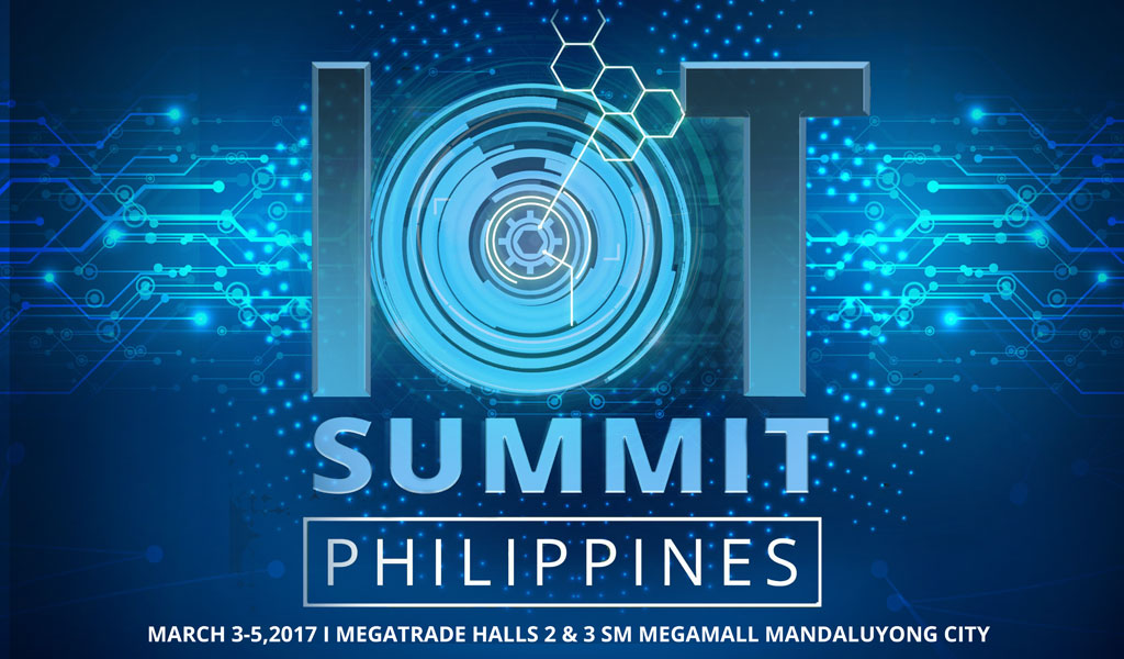 Internet of Things (IoT) Summit 2017