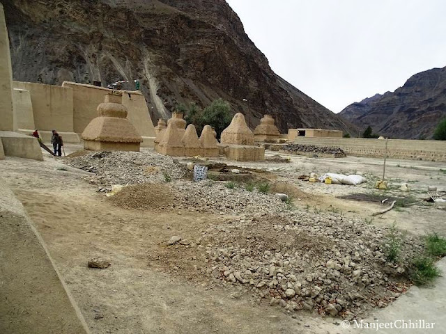 Tabo Monastery, Himachal