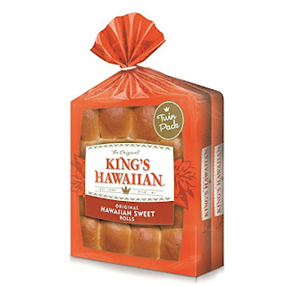 King's Hawaiian Dinner Rolls used in this recipe from Walking on Sunshine Recipes.