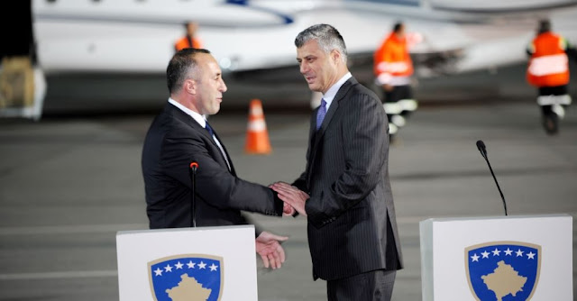 Serbian media: Croatian generals are helping Thaci and Haradinaj to form the army