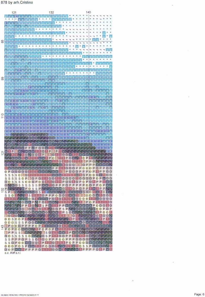 Схемы для вышивания крестиком из Ваших картинок