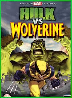 Hulk vs Wolverine 2008 | DVDRip Latino HD GDrive 1 Link