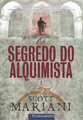 O segredo do alquimista, de Scott Mariani