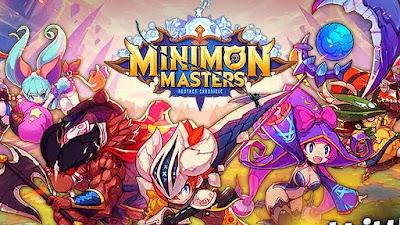 Minimon Masters v1.0.63 Mod Apk (God Mode)