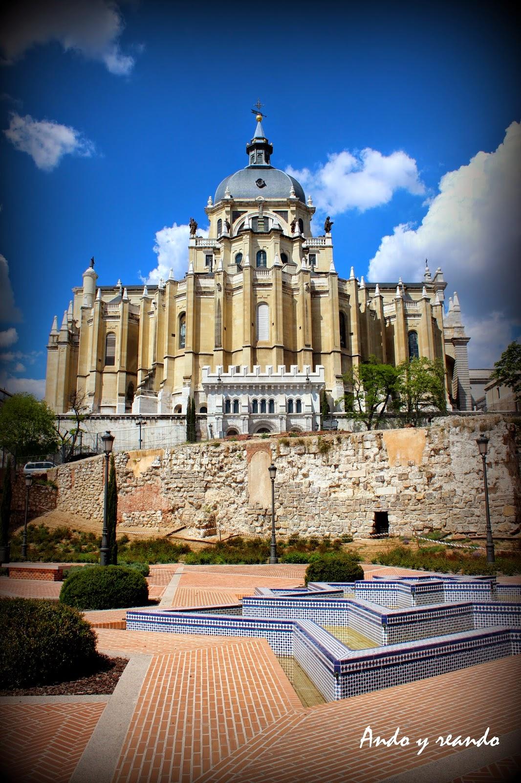 Catedral de la Almudena en Madrid