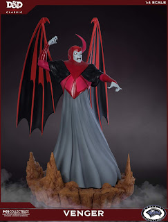 Pop Culture Shock Dungeons and Dragons VENGER Statue