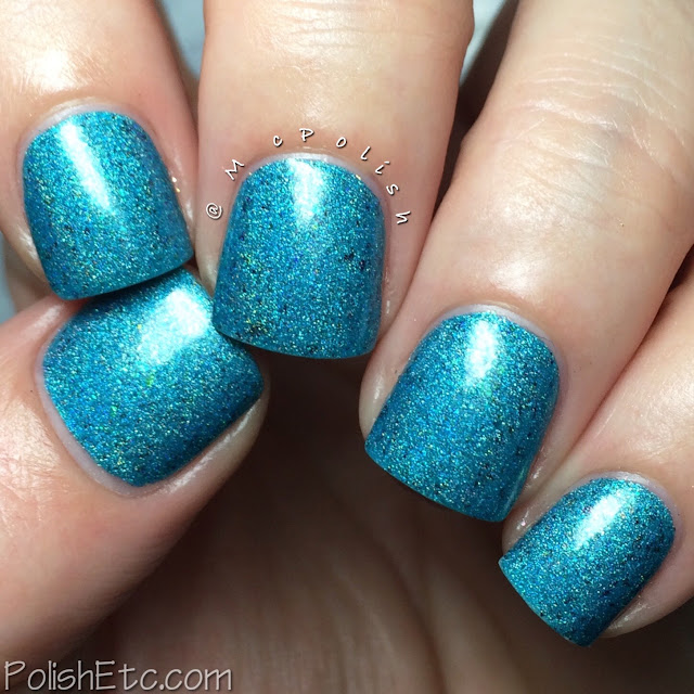 Glam Polish - Got the Blues Trio - McPolish - Paradise