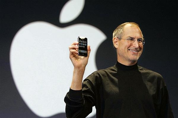 Steve Jobs - Fundador da Apple (Imagem: Reprodução/Veja-Abril)