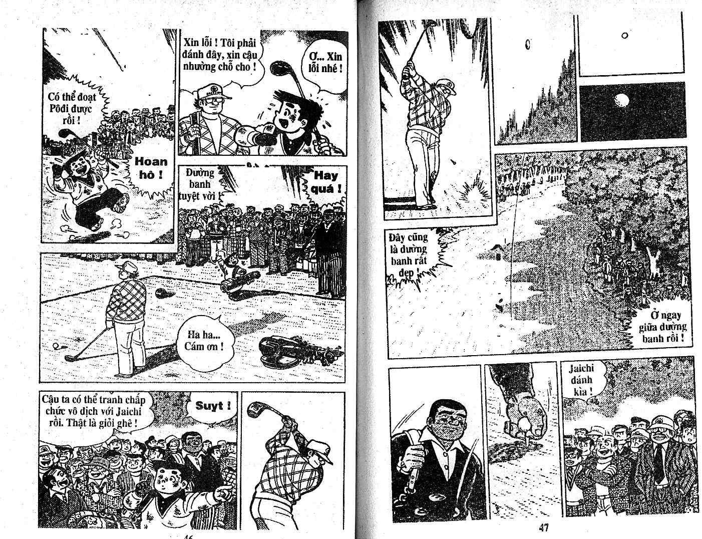 Ashita Tenki ni Naare chapter 20 trang 22
