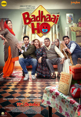 Badhaai Ho 2018 480p 300Mb Movie Download