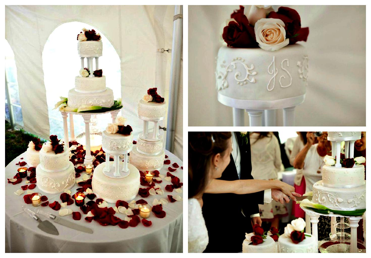 Modern Wedding Cakes For The Holiday Chocolate Wedding Cake Recipes