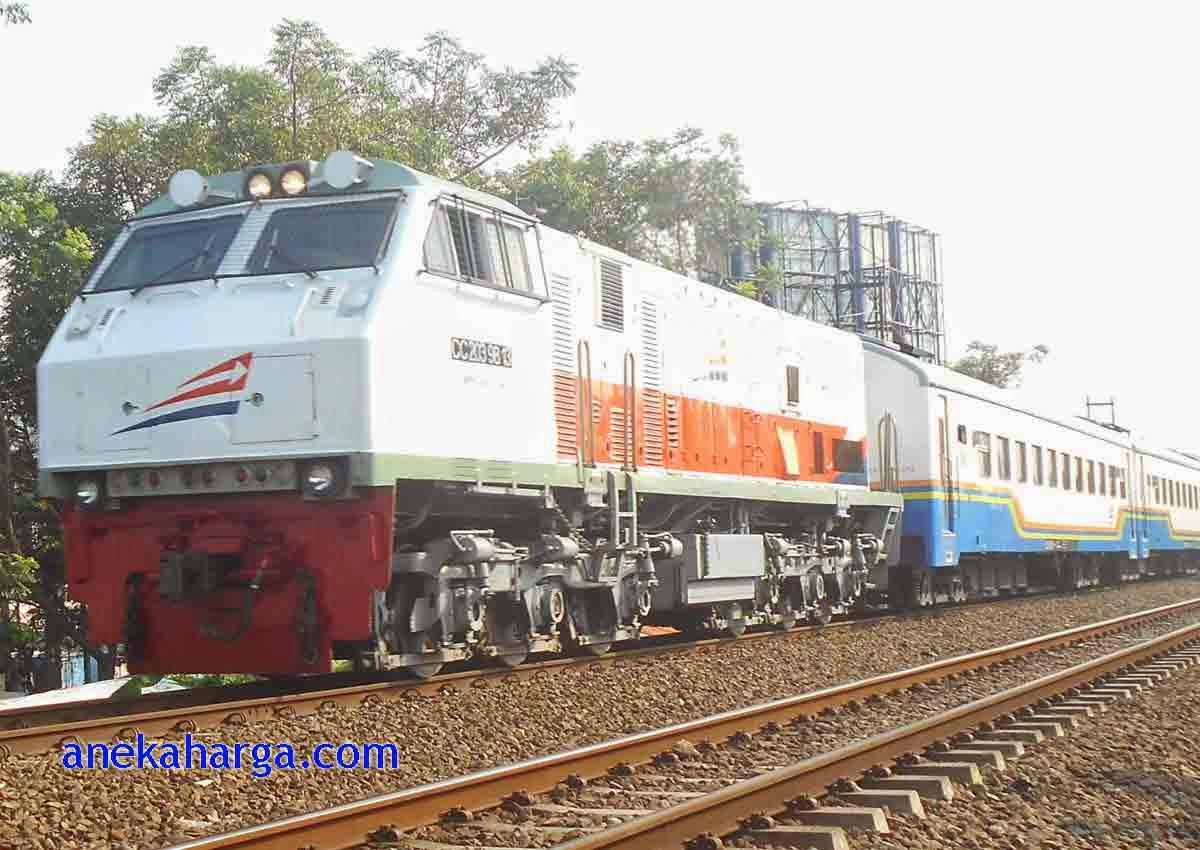 Harga Tiket Kereta Api Bogowonto Desember
