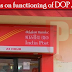 Instructions on 24*7 DOP ATM functioning in Post Offices