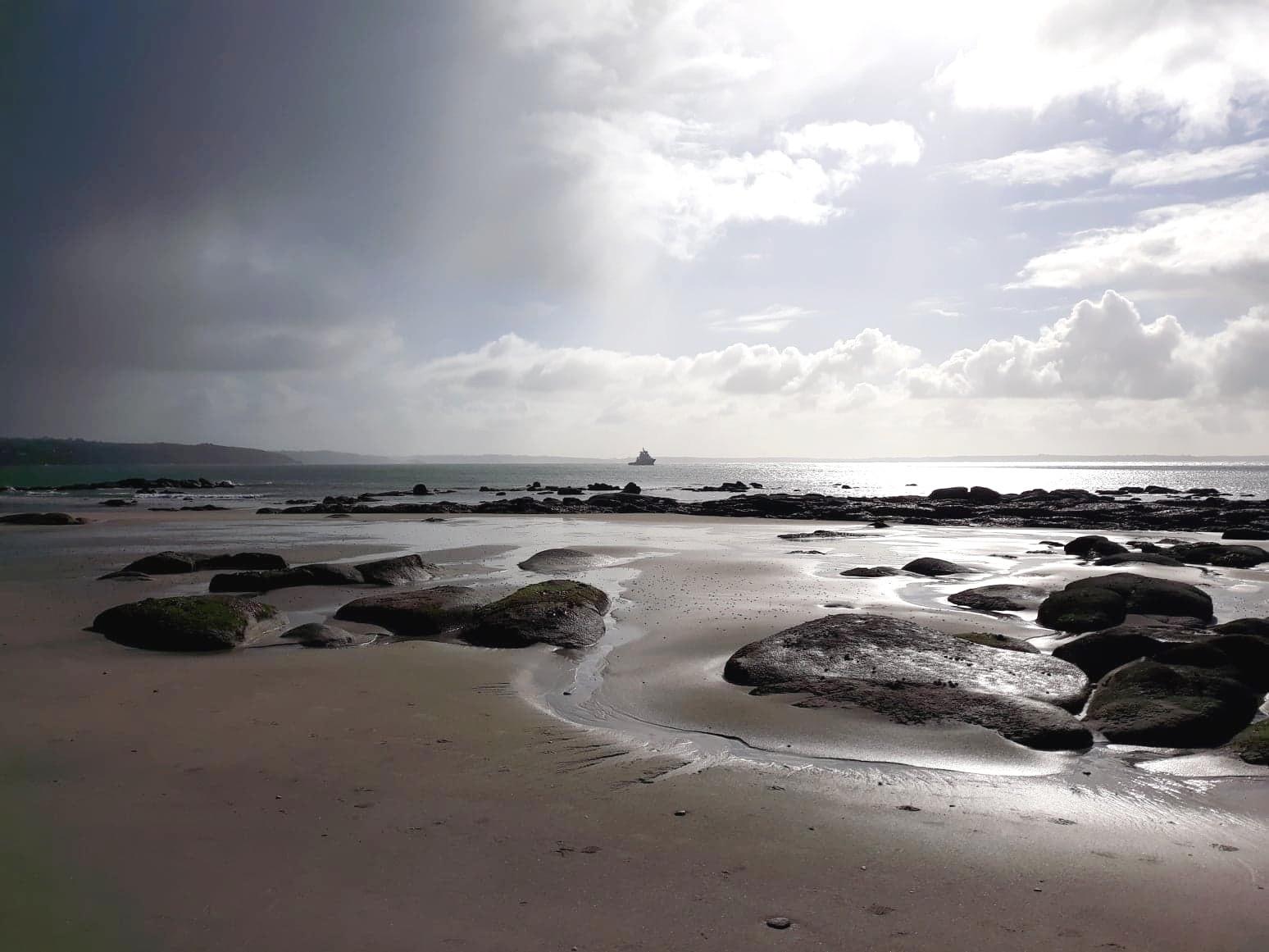 Czy w Bretanii dużo pada ?