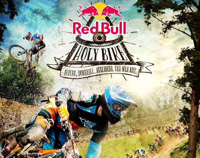 RED BULL HOLY BIKE