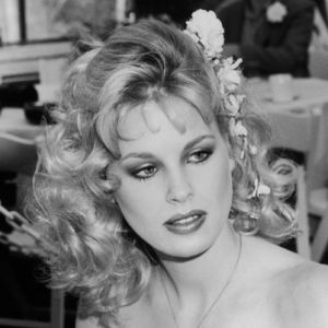 Black and White Photo of Dorothy Stratten
