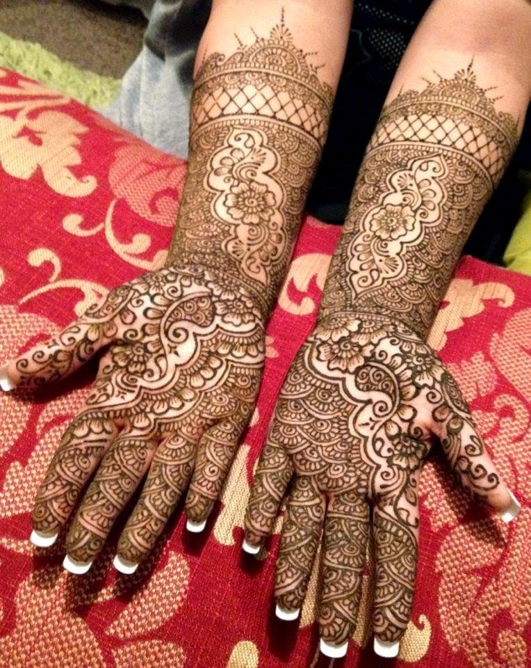 Best Henna Designs: Best Mehndi/Henna Collection 2014-2015