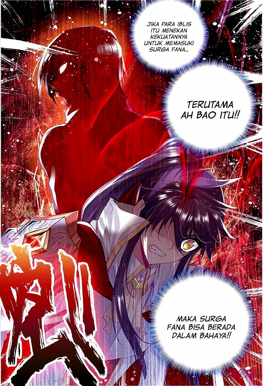 Shen Yin Wang Zuo Chapter 121