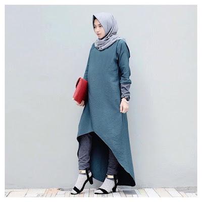 Fashion Hijab Muslimah yang Trendy